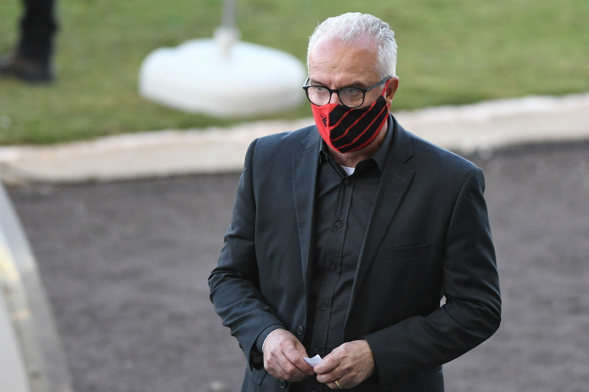 Dorival Júnior destaca novidades no time do Athletico