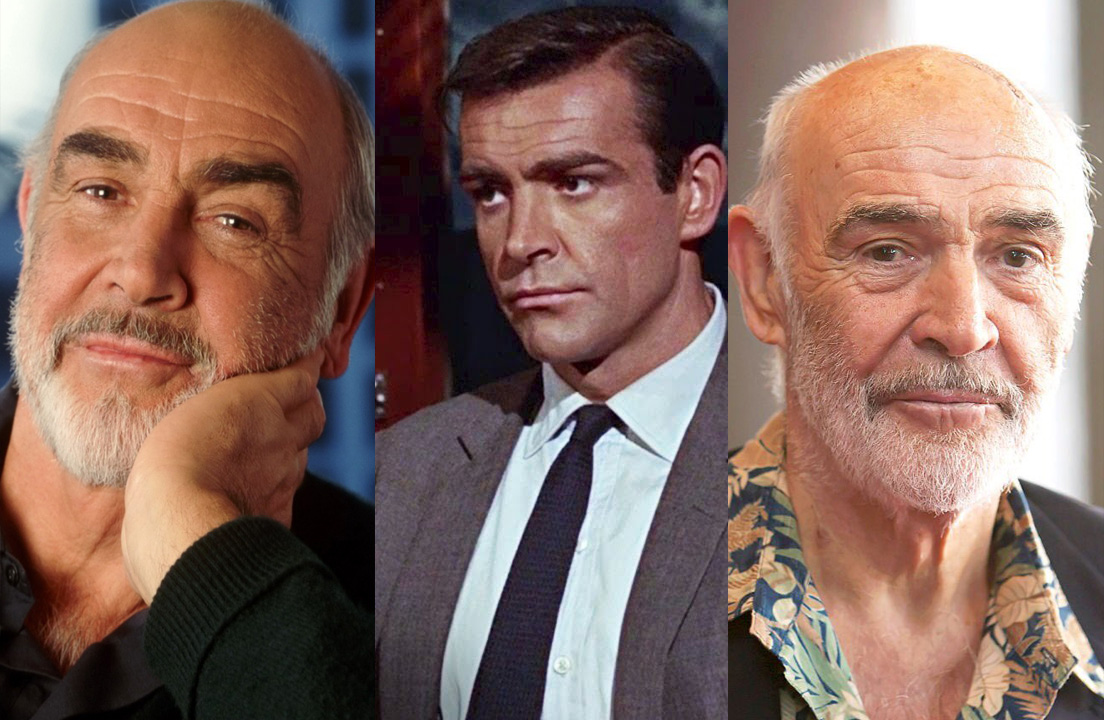 Morre Sean Connery, famoso por interpretar James Bond, aos 90 anos