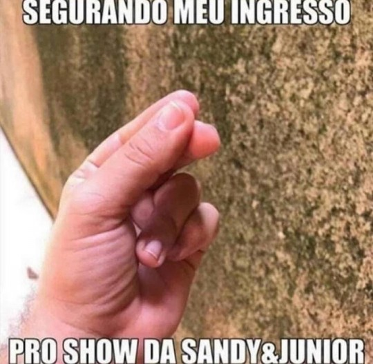 meme sandy e junior 08