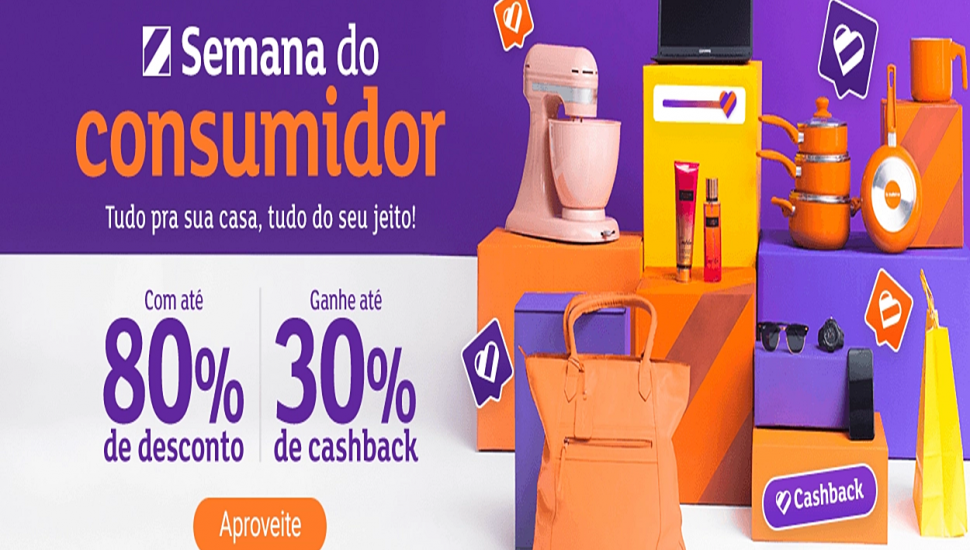 semana do consumidor shoptime